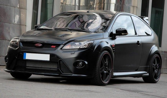 Ford Focus RS Black Racing Edition by Anderson 1