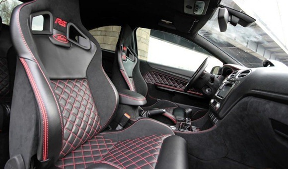 Ford Focus RS Black Racing Edition by Anderson 3