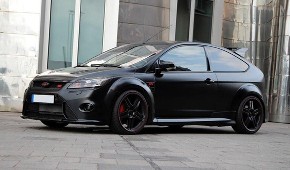 Ford Focus RS Black Racing Edition by Anderson