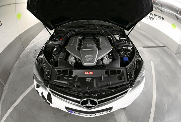 Mercedes C63 AMG by Wimmer RS  11