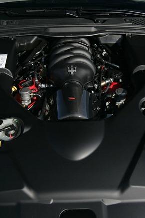 Novitec Maserati GranCabrio 1