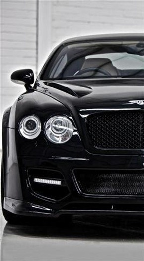 ONYX Bentley Continental Platinium GTO 6