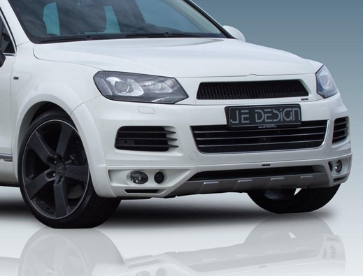 Volkswagen Touareg II wide body by JE Design 2