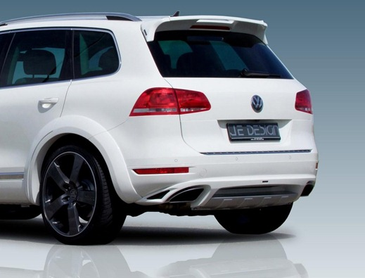 Volkswagen Touareg II wide body by JE Design 3