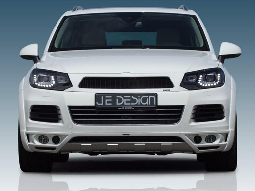 Volkswagen Touareg II wide body by JE Design 4
