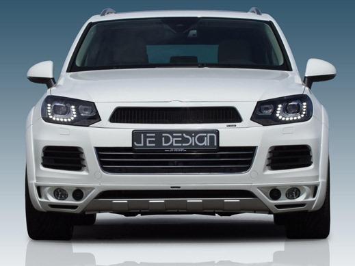 Volkswagen Touareg II wide body by JE Design 4
