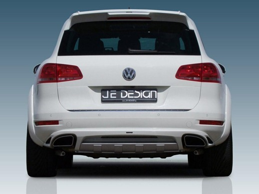 Volkswagen Touareg II wide body by JE Design 5
