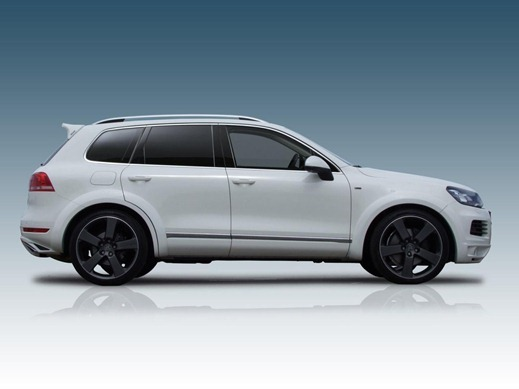 Volkswagen Touareg II wide body by JE Design 6