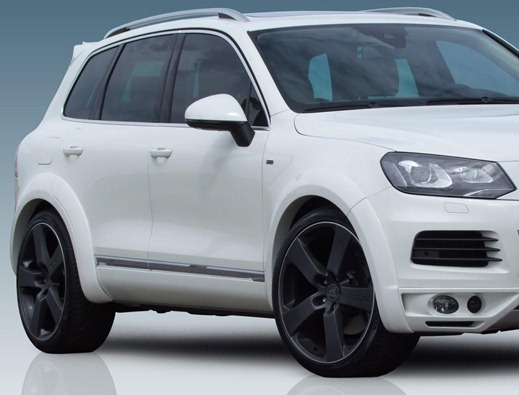 Volkswagen Touareg II wide body by JE Design 7