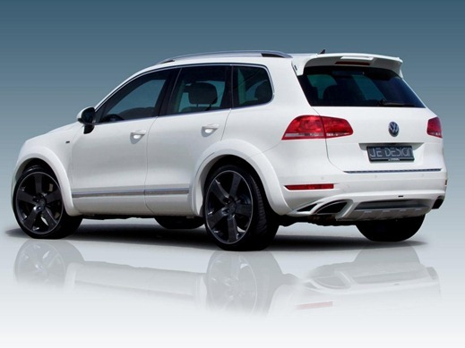 Volkswagen Touareg II wide body by JE Design