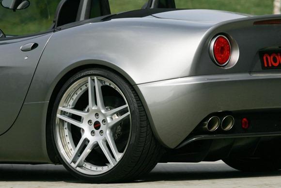 Alfa Romeo 8C Spider by Novitec 13