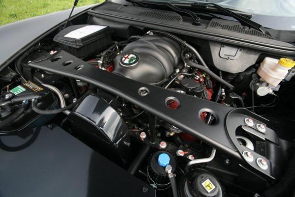 Alfa Romeo 8C Spider by Novitec 14