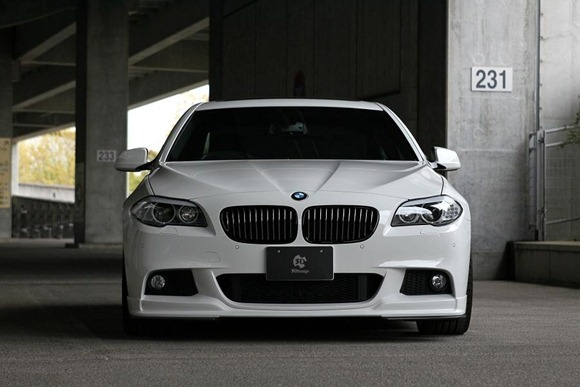 BMW 5 Series M-Sport aero package by 3D Design 8