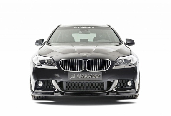 BMW 5-Series Touring by Hamann 1