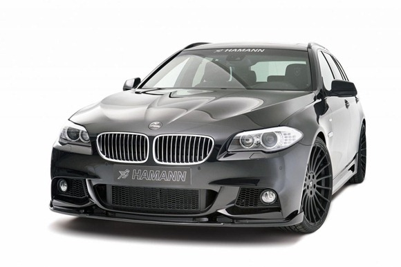 BMW 5-Series Touring by Hamann 2