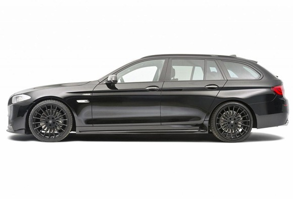 BMW 5-Series Touring by Hamann 4