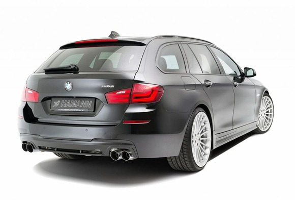 BMW 5-Series Touring by Hamann 6