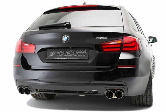 BMW 5-Series Touring by Hamann 7