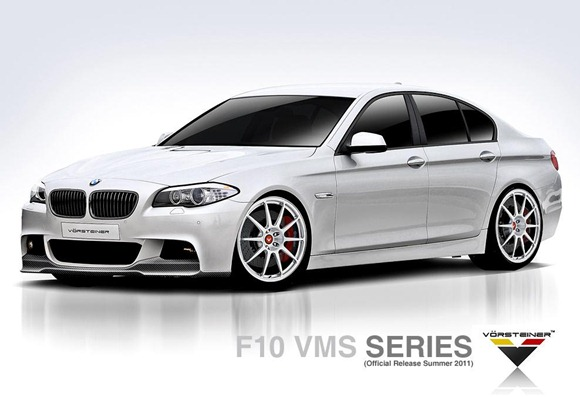 BMW 5-Series by Vorsteiner 1
