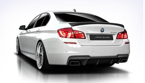 BMW 5-Series by Vorsteiner