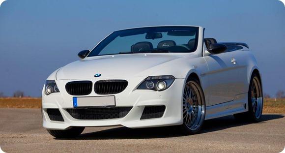 BMW 6-Series Cabriolet by Lumma Design 1