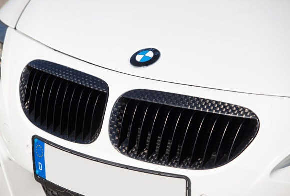 BMW 6-Series Cabriolet by Lumma Design 2