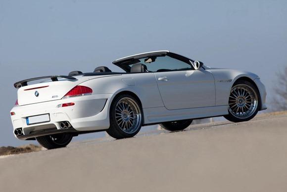 BMW 6-Series Cabriolet by Lumma Design 4