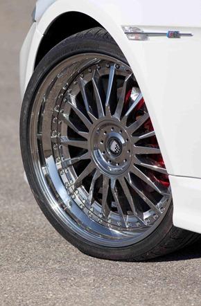 BMW 6-Series Cabriolet by Lumma Design 5