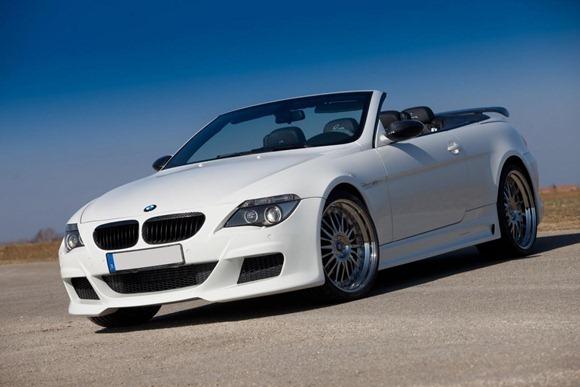BMW 6-Series Cabriolet by Lumma Design