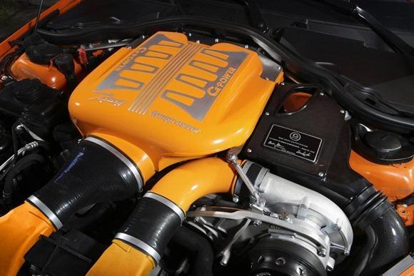 BMW M3 GTS by G-Power 12