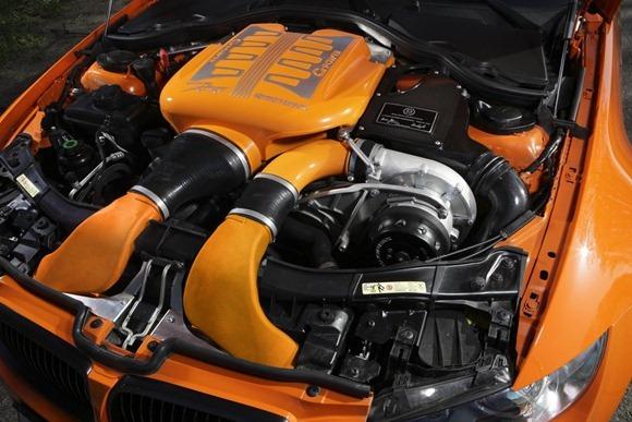 BMW M3 GTS by G-Power 13