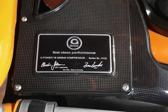 BMW M3 GTS by G-Power 14