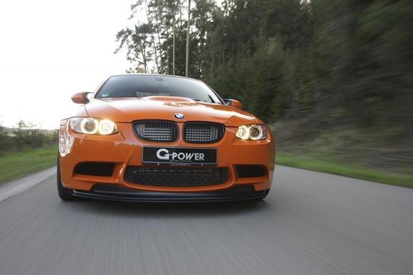 BMW M3 GTS by G-Power 16