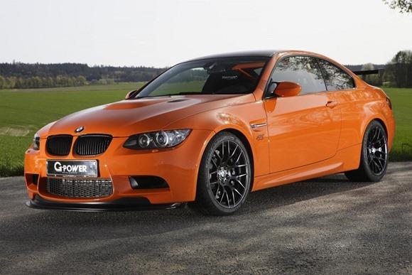 BMW M3 GTS by G-Power  1
