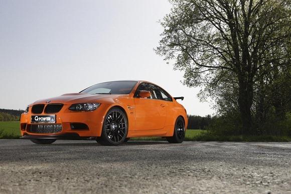 BMW M3 GTS by G-Power 2