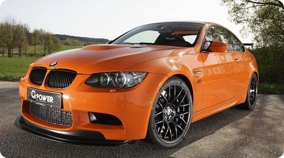 BMW M3 GTS by G-Power 3