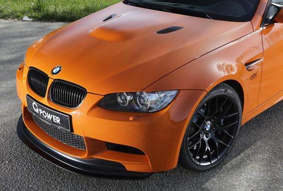 BMW M3 GTS by G-Power 5