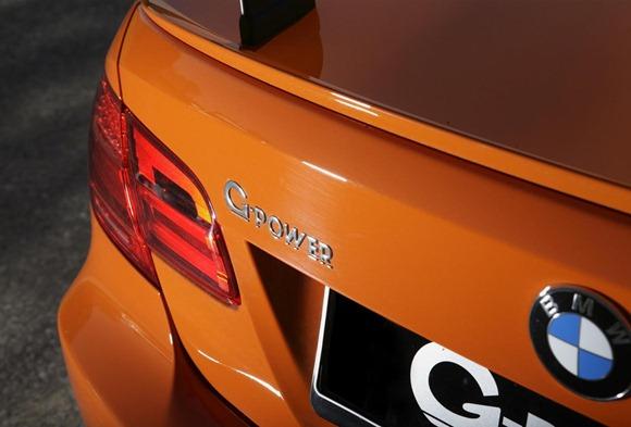BMW M3 GTS by G-Power 6