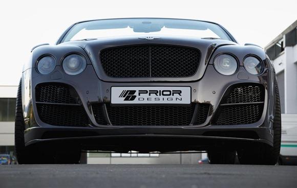 Bentley Continental GTC by Prior-Design 1