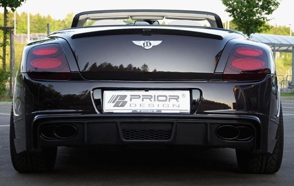 Bentley Continental GTC by Prior-Design  3