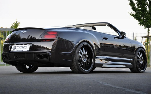 Bentley Continental GTC by Prior-Design 7