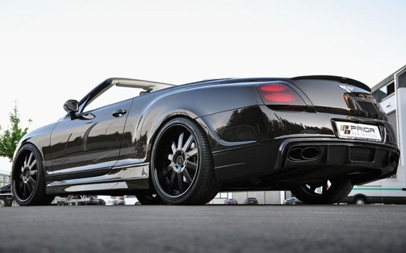 Bentley Continental GTC by Prior-Design 8