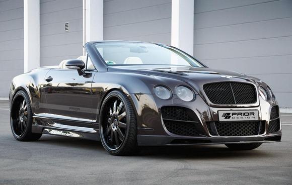 Bentley Continental GTC by Prior-Design 9