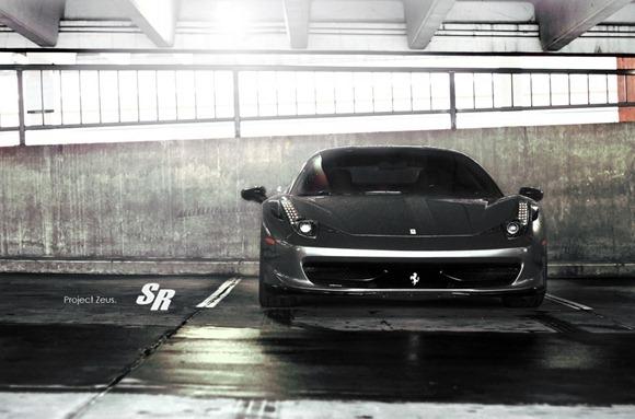Ferrari 458 Italia Zeus by SR Project 1