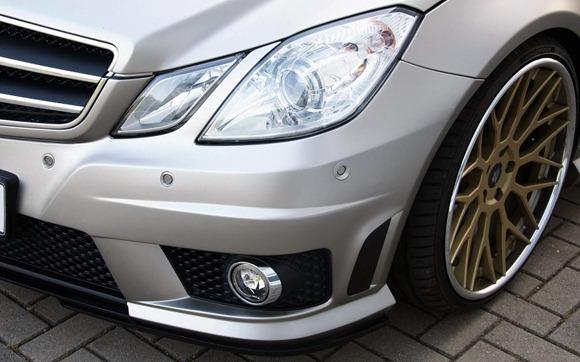 Mercedes E-Class Coupe by Prior Design 13