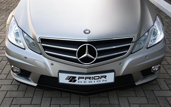 Mercedes E-Class Coupe by Prior Design 16