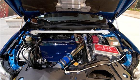 Mitsubishi Evo X 9