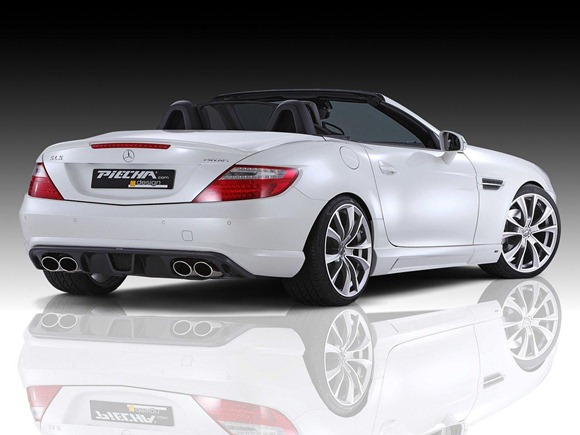 Piecha Accurian RS based on Mercedes SLK R171 2