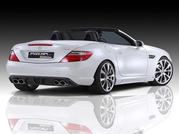 Piecha Accurian RS based on Mercedes SLK R171 2