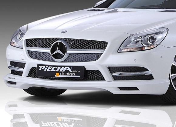 Piecha Accurian RS based on Mercedes SLK R171 3
